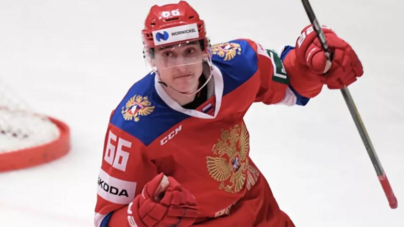 Хоккей. Дебютный гол Михеева вНХЛ впобедном матче «Торонто»