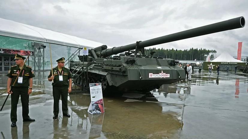 Военный эксперт рассказал о преимуществах модернизации пушки «Малка»