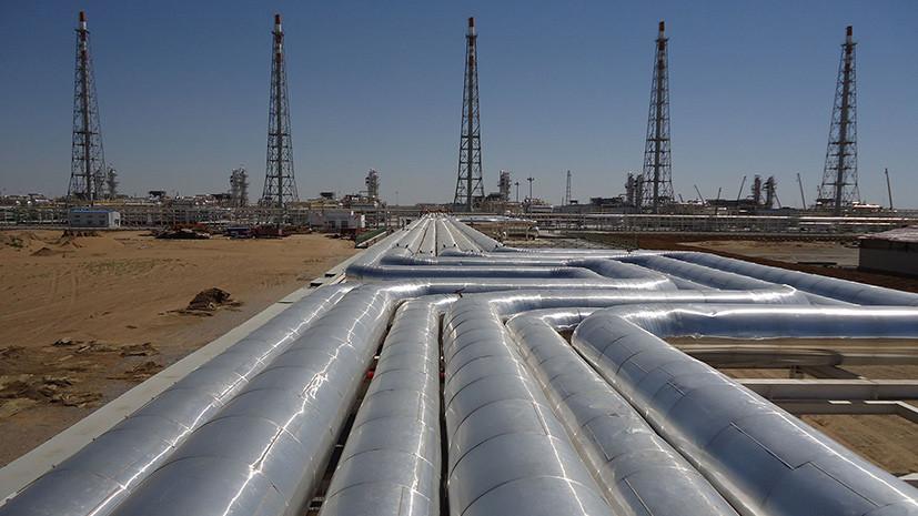 Топливная жажда: на Украине требуют от «Газпрома» предоставить доступ к газу из Туркмении и от независимых добытчиков РФ