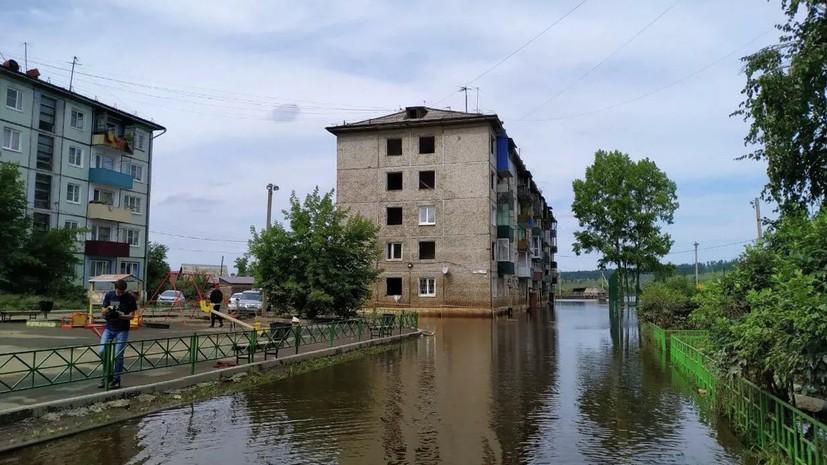 В Приангарье завершили основные выплаты пострадавшим от паводков