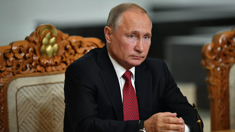 Путин рассказал, что спасло Россию от развала в 1990-е годы