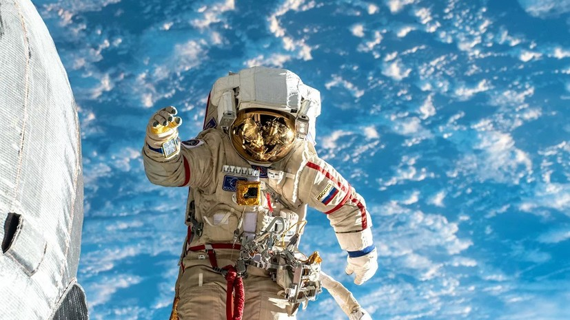Космонавт Скворцов заявил об удобстве сна в невесомости