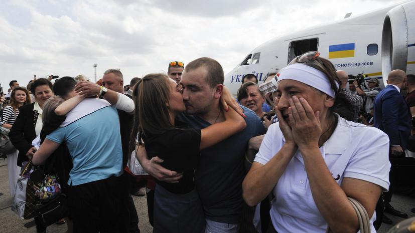 «Это должно быть окончательной целью»: в Кремле выступили за обмен с Украиной в формате «всех на всех»