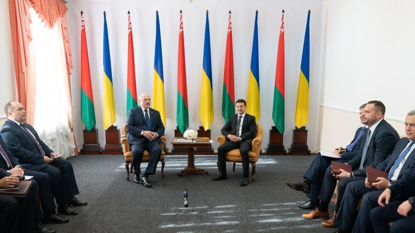 Лукашенко заявил, что заинтересован в проведении Олимпиады совместно с Украиной