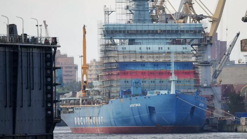 Эксперт рассказал о развитии ледокольной отрасли в России