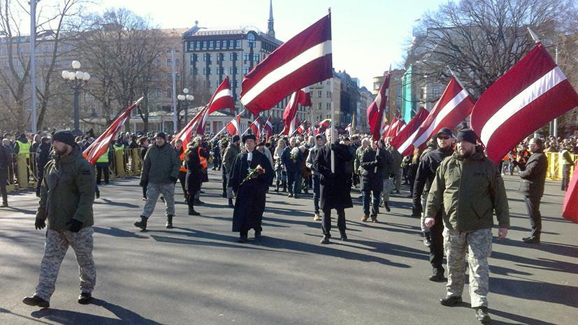 Тест на легитимность: отреагирует ли НАТО на прославление министром обороны Латвии легионеров СС