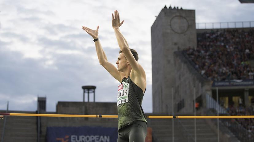 Россиянин Акименко завоевал серебро в прыжках в высоту на ЧМ-2019