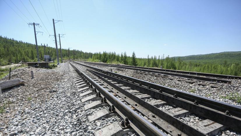 В Киеве допустили восстановление железнодорожного сообщения с Донбассом