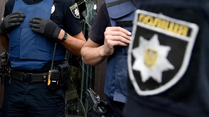 Полиция Украины разрабатывает план восстановления работы в Донбассе