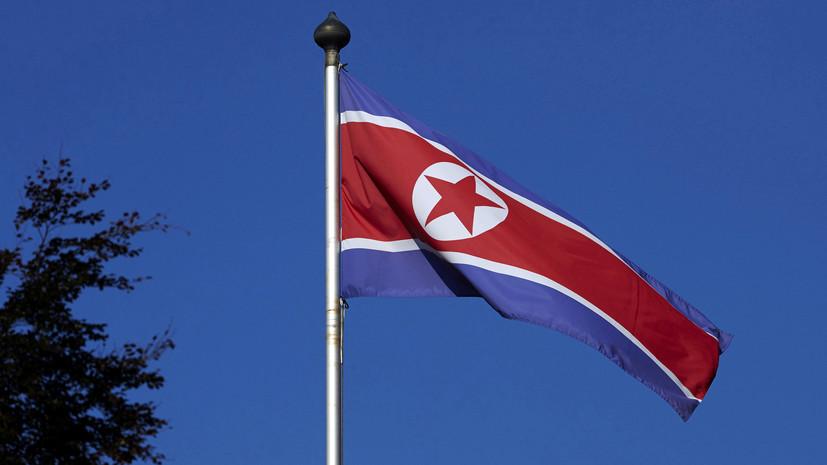 В КНДР заявили о провале рабочих переговоров с США