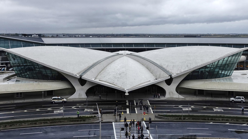 Депутата Госдумы допросили в аэропорту Нью-Йорка