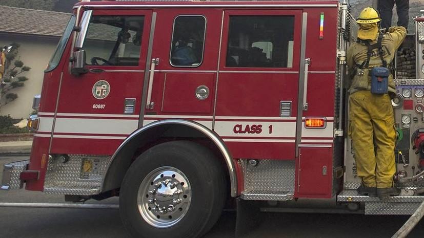 При взрывах на Октоберфесте в Калифорнии пострадали четыре человека