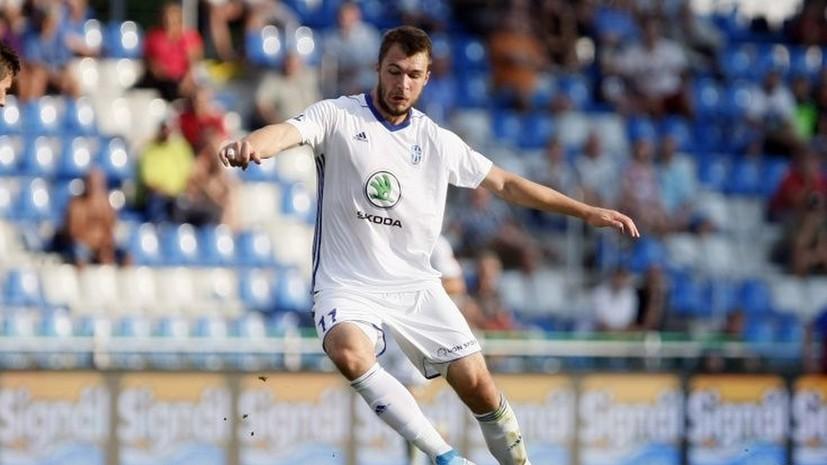 Гол Комличенко принёс «Млада-Болеславу» победу над «Викторией Пльзень» в чемпионате Чехии