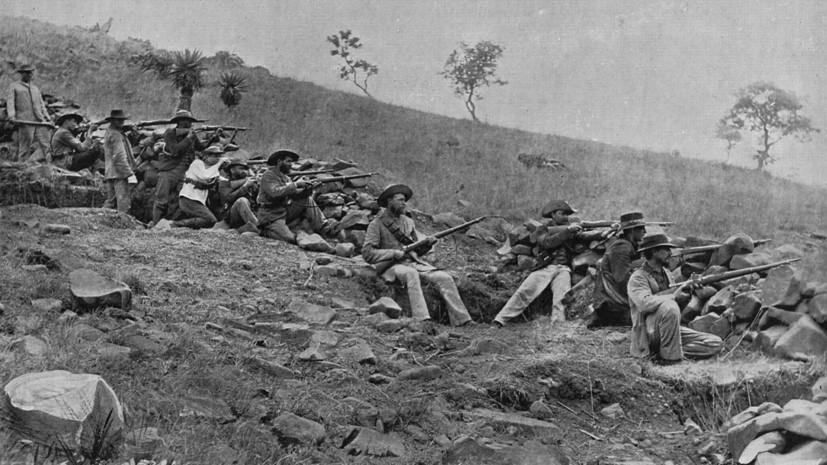 Классический империализм»: как вторая Англо-бурская война повлияла на вооружённые конфликты ХХ века — РТ на русском