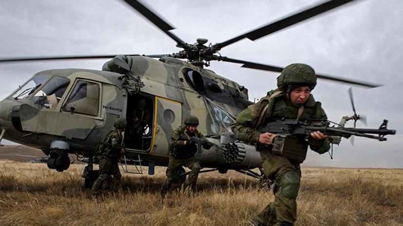 «Сценарий конфликтного потенциала»: какие задачи будут решать войска ОДКБ на учениях «Боевое братство — 2019»