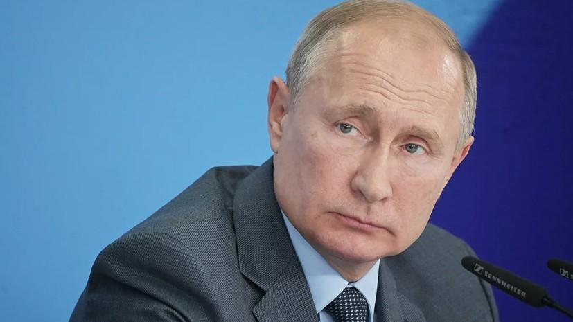 В Цхинвале переименовали улицу в честь Путина