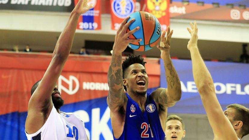 Кириленко считает, что ЦСКА больше не является доминирующей силой в Единой лиге ВТБ