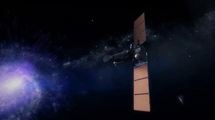 На обсерваторию «Спектр-РГ» оказано неизвестное воздействие в космосе