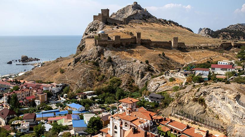 Вопрос объективности: спецпредставитель ОБСЕ на Украине напомнил об исторически российской принадлежности Крыма