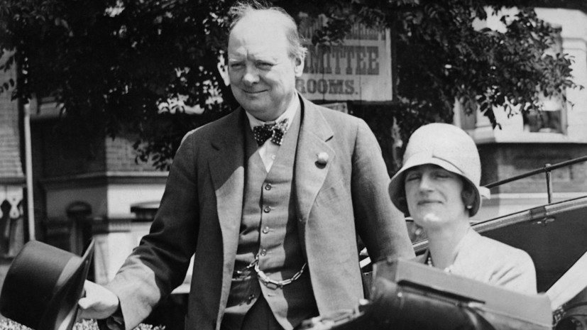 В Британии выставили на продажу не докуренную Черчиллем сигару