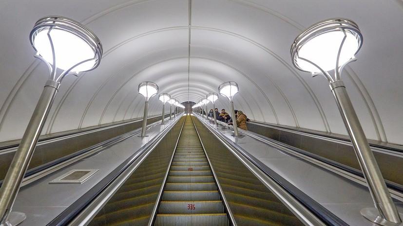 В метро Москвы запустили акцию «Занимайте левую сторону эскалатора»