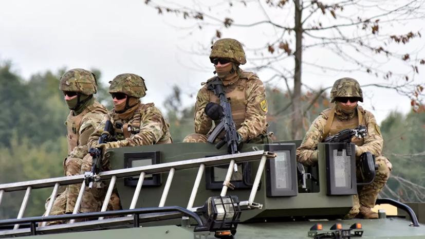 Ополченцы ДНР запустили сигнальную ракету взнак готовности котводу сил