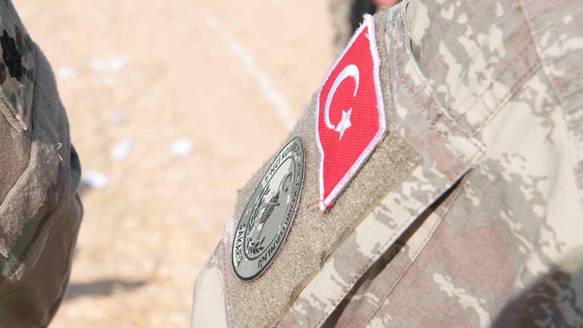 Франция и Германия осудили операцию Турции в Сирии