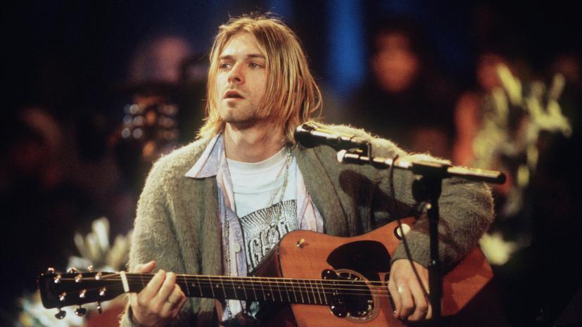 Кардиган Кобейна с выступления MTV Unplugged продадут на аукционе