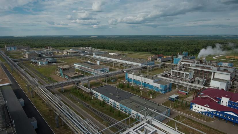 Прокуратура Башкирии начала проверку по факту разлива стоков на заводе