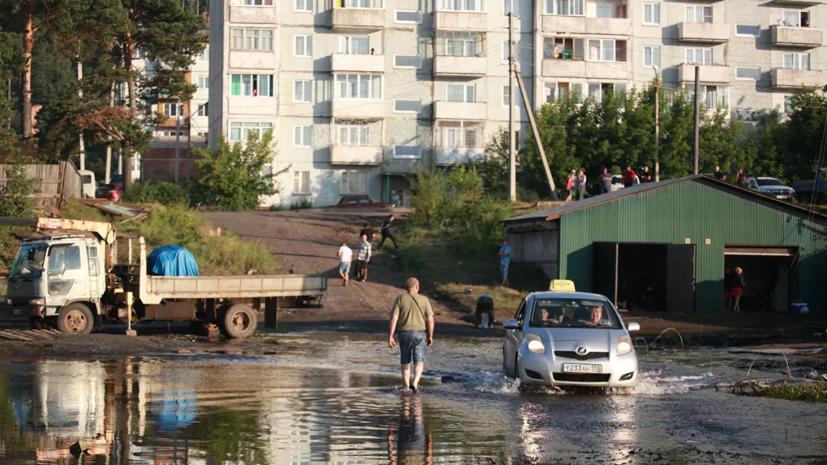 На восстановление жилья в Приангарье потребуется ещё 4 млрд рублей