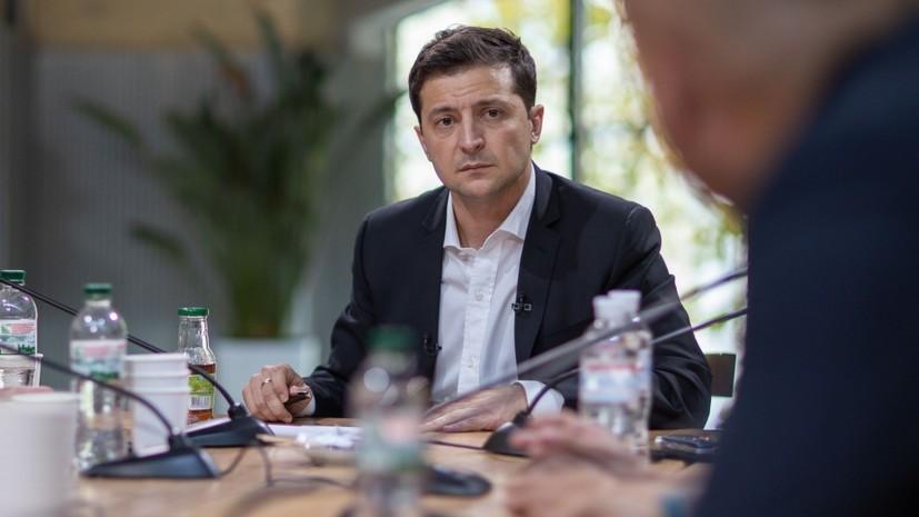 Зеленский опасается появления российских баз в Белоруссии