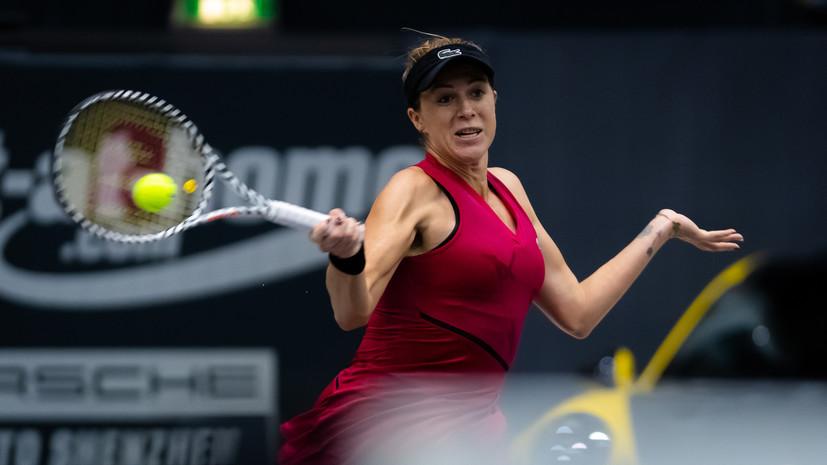 Павлюченкова уступила Кужмовой во втором круге турнира WTA в Линце