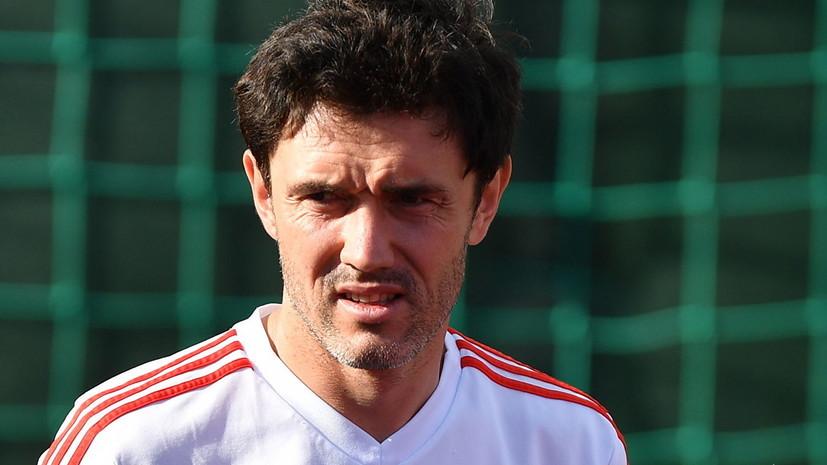 Жирков сравнялся с Кержаковым по количеству матчей за сборную России