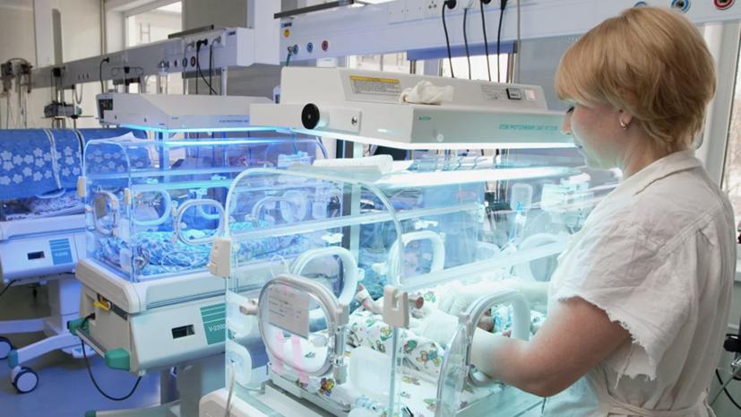 Названы самые распространённые в России болезни младенцев