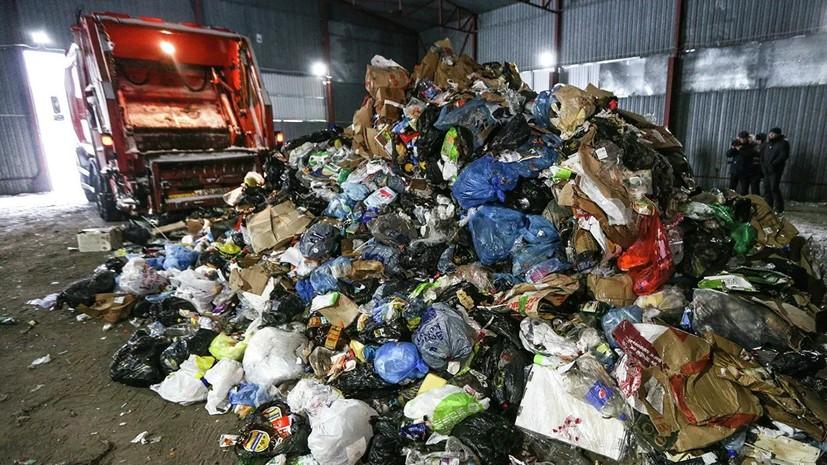 В Калининграде разместят 60 площадок для раздельного сбора мусора