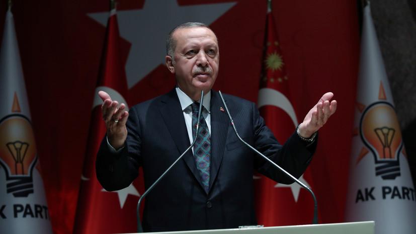 В ЕС ответили на угрозы Эрдогана выпустить беженцев