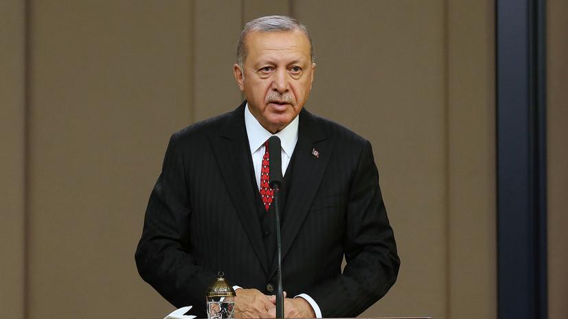 В Германии прокомментировали угрозы Эрдогана выпустить беженцев