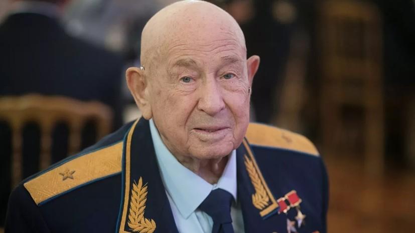 В «Роскосмосе» выразили соболезнования в связи со смертью Леонова