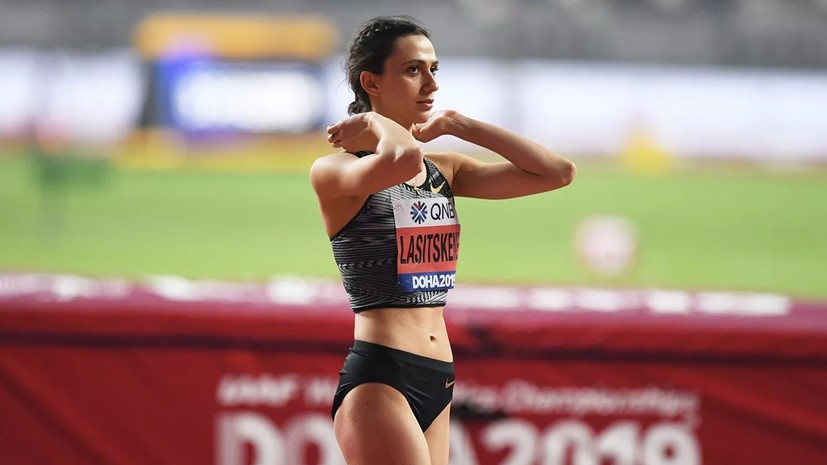 Сидорова и Ласицкене номинированы на звание лучшей легкоатлетки года в Европе