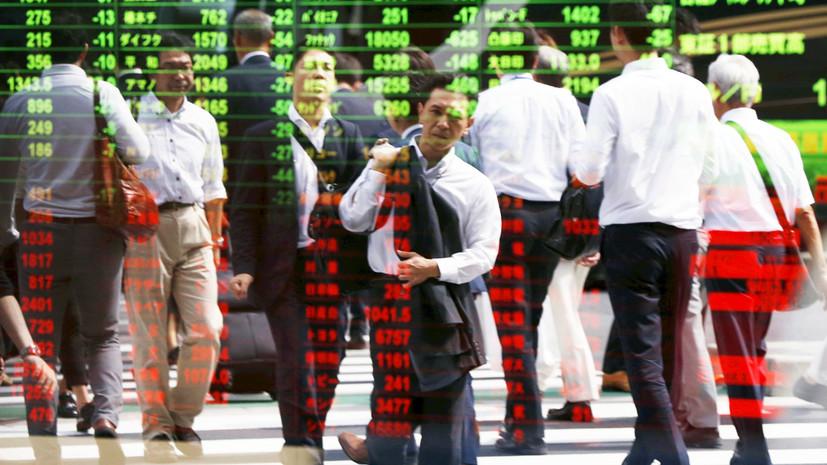 Торговый проигрыш: чем вызвана угроза экономического спада в Японии
