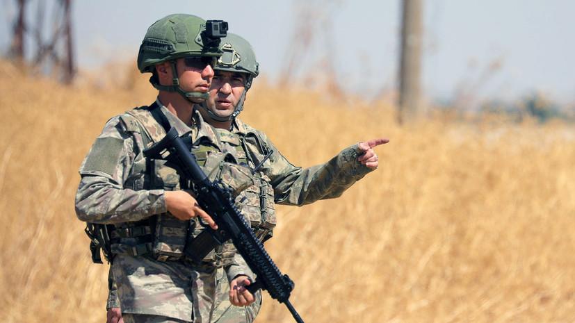 Глава Пентагона призвал Турцию прекратить военную операцию в Сирии