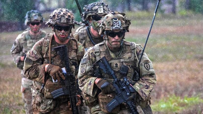 Пентагон подтвердил отправку 3000 военных США в Саудовскую Аравию