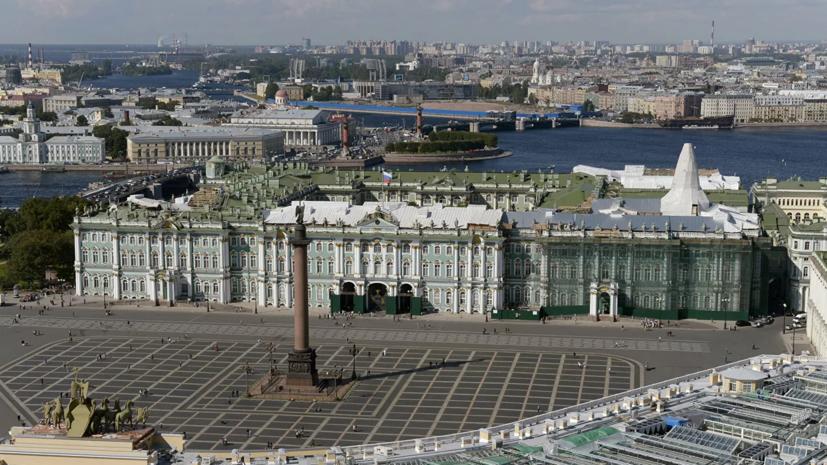 В Петербурге рассказали о планах по работе с туристами из Китая