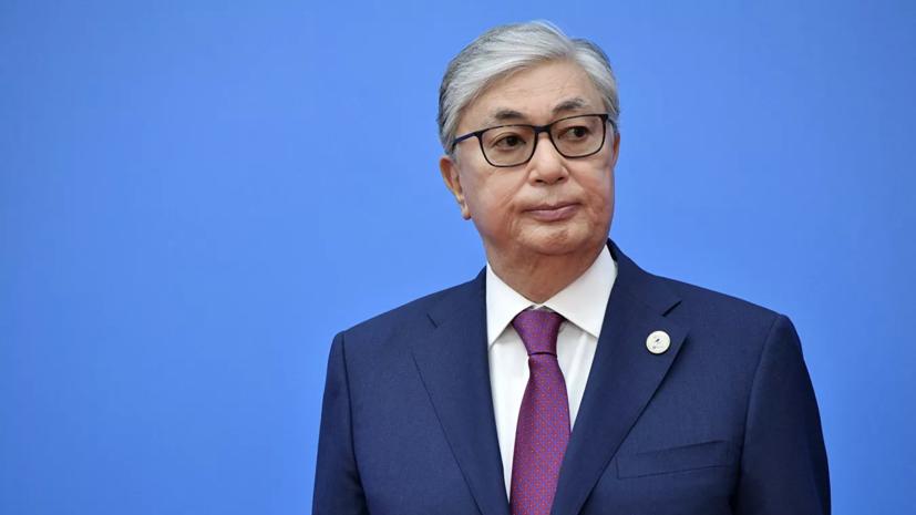 Президент Казахстана выразил соболезнования из-за смерти Леонова
