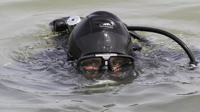 Катер с людьми затонул в Хабаровском крае