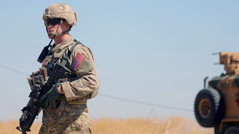Политолог оценил ситуацию с обстрелом военных США на севере Сирии