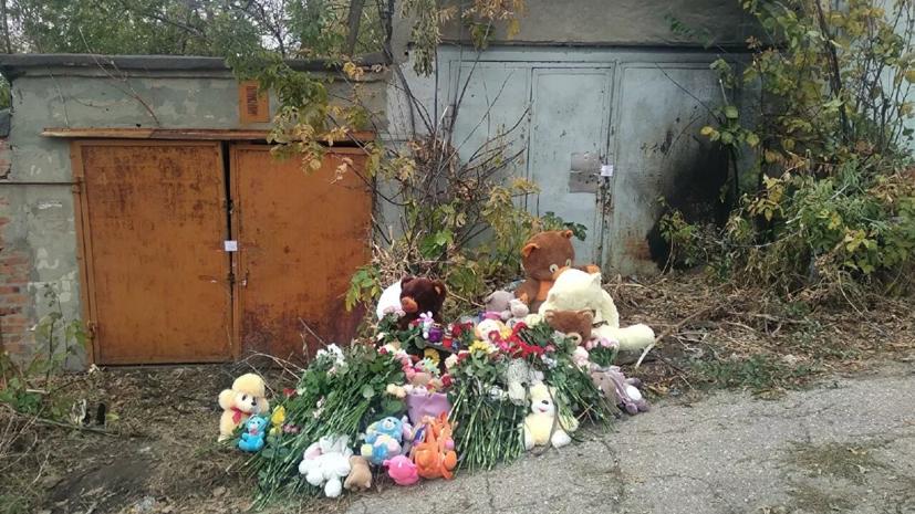 Мать убитой в Саратове девочки потребовала обезопасить подход к школе