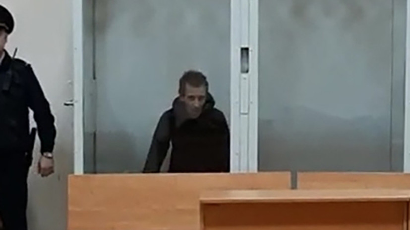 «Заключение под стражу»: суд избрал меру пресечения подозреваемому в убийстве девятилетней девочки в Саратове