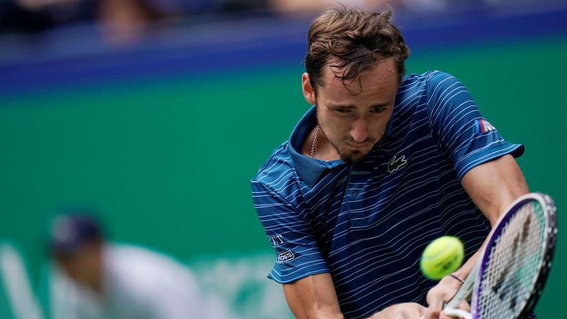 Медведев: не мог и мечтать о шести подряд финалах на турнирах ATP