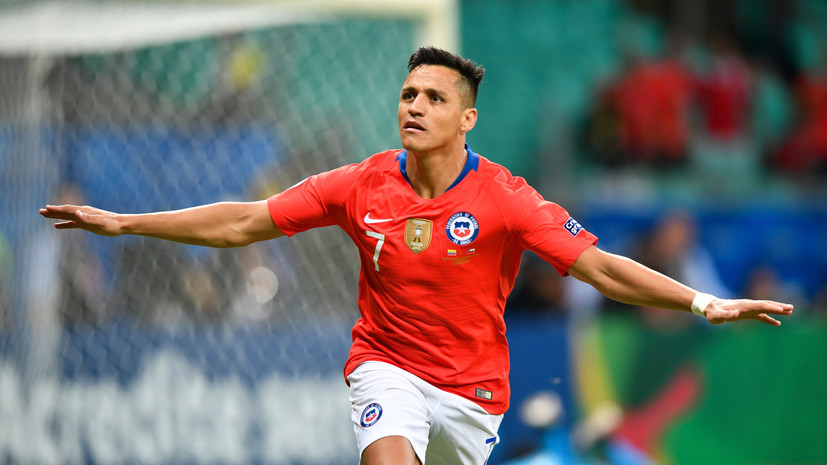 Санчес установил рекорд по количеству матчей за сборную Чили